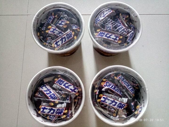 士力架花生夹心巧克力(全家桶)糖果巧克力休闲零食460g 晒单图