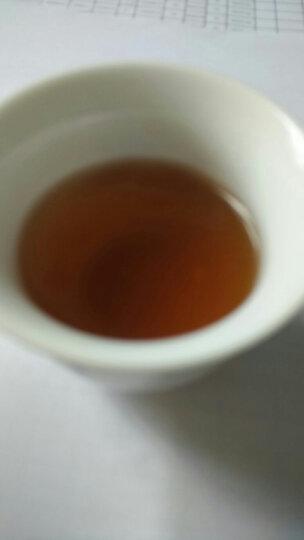 小叶仙(XIAOYEXIAN)普洱茶 普洱古树生茶/357g 晒单图