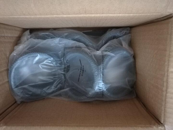 名创优品(MINISO) 多用置物架防滑15格  衣架丝巾架领带架 灰色 晒单图