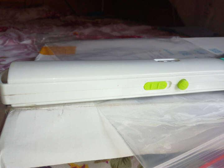 健能 锂电池电蚊拍充电式 家用灭蚊拍苍蝇拍多功能USB充电LED灯三层网强力驱蚊器锂电灭蚊器 8839 锂电绿色 晒单图