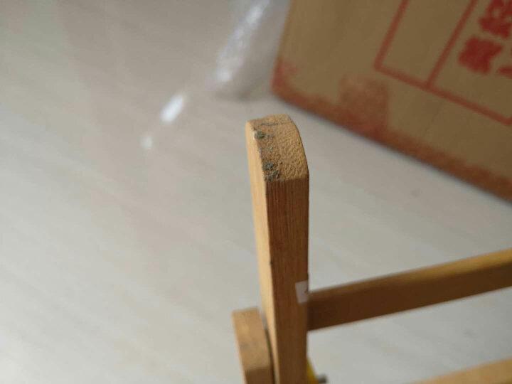 京东超市美好家楠竹一帆风顺单樱花大号电脑桌 笔记本电脑桌 床上用宿舍 懒人桌折叠小桌子床上书桌 晒单图