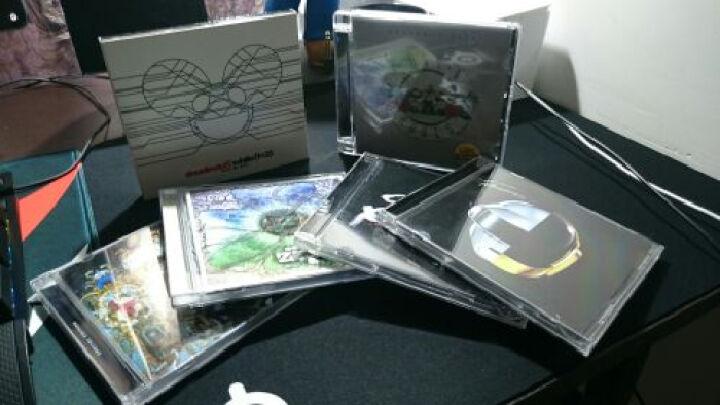 捷德:澄澈(CD) 晒单图