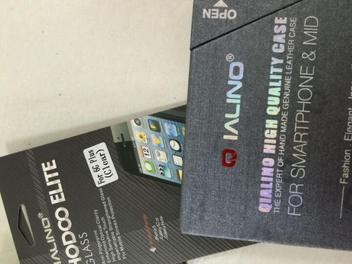 洽利(QIALI)手机保护壳套 适用于苹果iPhone6/6s4.7 /plus 5.5 鳄鱼玫红色-5.5英寸 晒单图