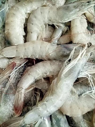 禧美 厄瓜多尔白虾(ASC认证)1.8kg/盒 90-108只 大虾 原装进口 烧烤 晒单图