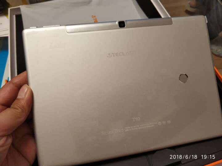 台电(TECLAST) T10平板电脑10.1英寸2.5k高清屏4G内存+64G存储 指纹解锁 【官方标配+T10保护套】 晒单图