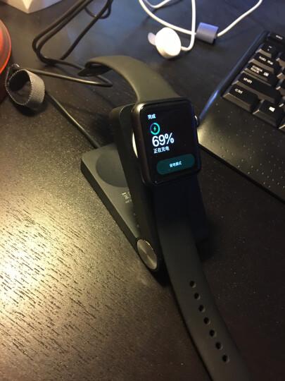 绿联 MFi认证 苹果手表磁力充电器 便携iwatch3/2/1代无线充电数据线 apple watch充电配件底座支架 30703 晒单图