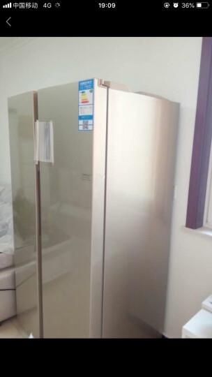 【二手99新】容声649升BCD-649WSS3HPMA 变频节能风冷无霜家用电冰箱对开门冰箱大冰箱 晒单图