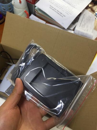 智新(zisine) 智新 食堂刷卡机 学校消费机用 智能消费机卡 IC卡 门禁卡就餐卡 红色 一万张 晒单图