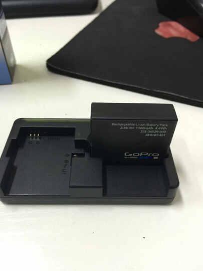 斯丹德(sidande)AHDBT-401 Gopro hero4运动摄像机电池  Gopro4配件 狗4专用电池 晒单图