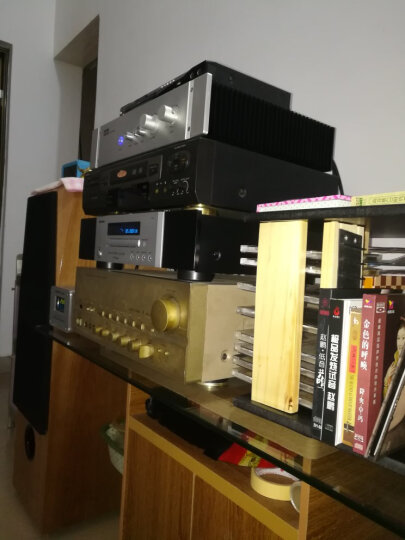 天逸(Winner) TY-20 HIFI音乐CD机 家用音响转盘机 音箱播放器 带遥控 晒单图