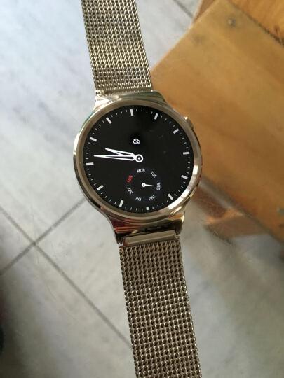 华为 HUAWEI WATCH 经典系列 智能手表(不锈