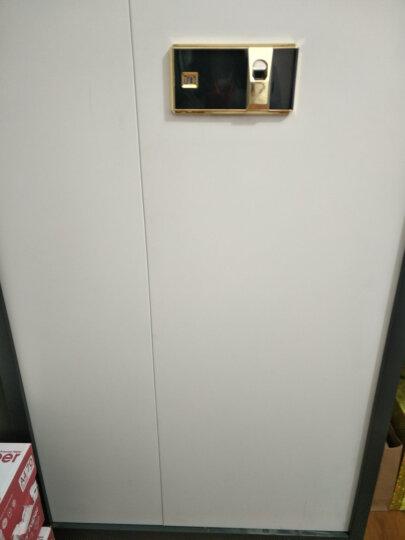 富路达电子保密柜文件柜密码柜办公柜指纹大型带锁保险档案柜 通体密码指纹锁1850高 晒单图