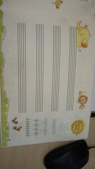 儿童五线谱本 晒单图
