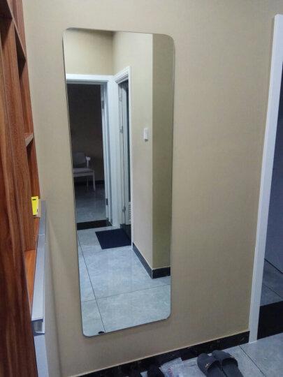 伯仑 无框穿衣镜 壁挂 全身 镜子 挂墙 试衣镜 贴墙 (5mm高清银镜)50*150cm 晒单图