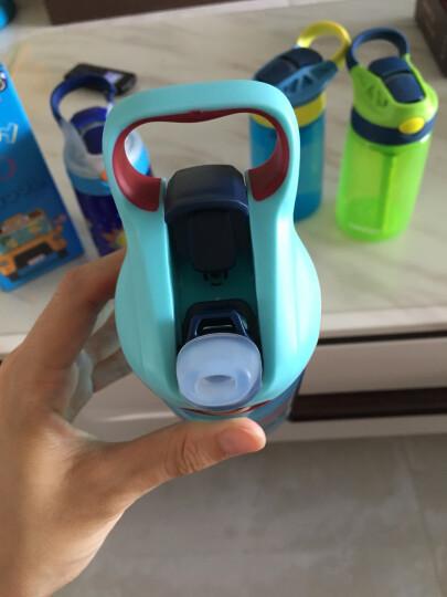 contigo儿童夏季吸管水杯便携运动杯450ML公主日记HBC-STR055 晒单图