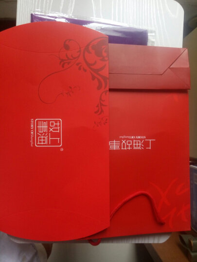 上海故事春秋新款真丝围巾女士桑蚕丝拼色花朵丝巾女刺绣绣花长款披肩女送礼盒装 蓝色渐变 190cm 晒单图