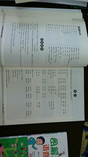 教育部第一批特色专业建设点系列教材:标准越南语语音会话教程(附MP3光盘1张) 晒单图