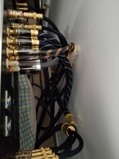 SKW HIFI发烧级音响电源线 胆机解码器CD机 滤波排插功放 高端净化电源线 发烧线材 欧规 5米 晒单图