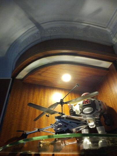 简旭 射灯嵌入式led天花灯小牛眼灯3W客厅吊顶开孔5公分7公分筒灯酒柜灯【豪华版】 小3W白光5-5.5公分开孔 晒单图