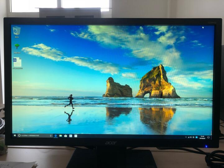 宏碁(Acer) TC780-N90 台式电脑主机(i5-7400 4G 1T GT720 2G独显 win10 键鼠) 晒单图