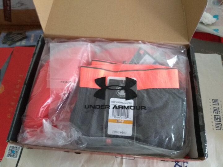 安德玛官方 UA Eclipse女子 含胸垫运动内衣 Under Armour-1293253 红色693 36D 晒单图