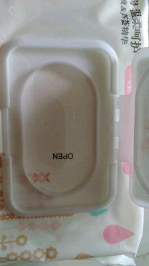 西妮 女性私密私处护理洗液私处粉嫩异味清洁阴成人卫生湿巾80抽 6包 晒单图