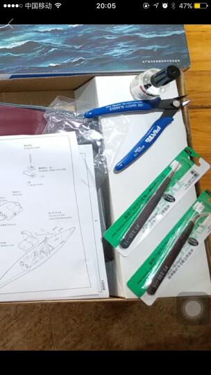 小号手田宫三角号手模型专用只对模型塑料起效模型专用油漆选购油漆要几瓶拍几瓶数量 半光海军蓝 晒单图