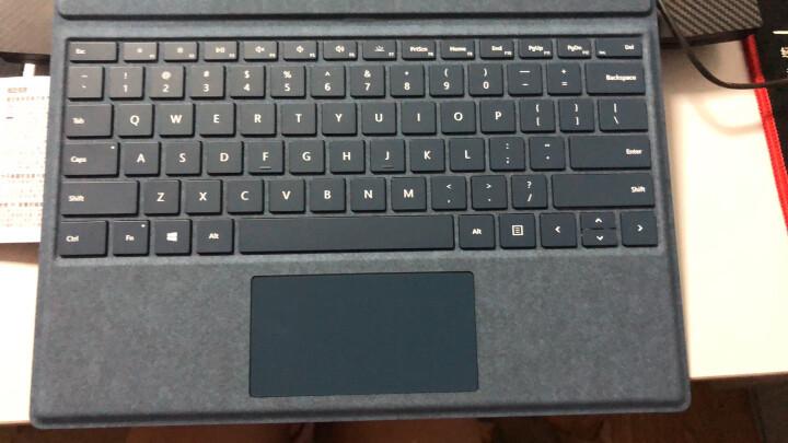 【灰钴蓝键盘套装】微软(Microsoft)Surface Pro(第五代)二合一平板电脑笔记本(Core i5 8G 128G) 晒单图