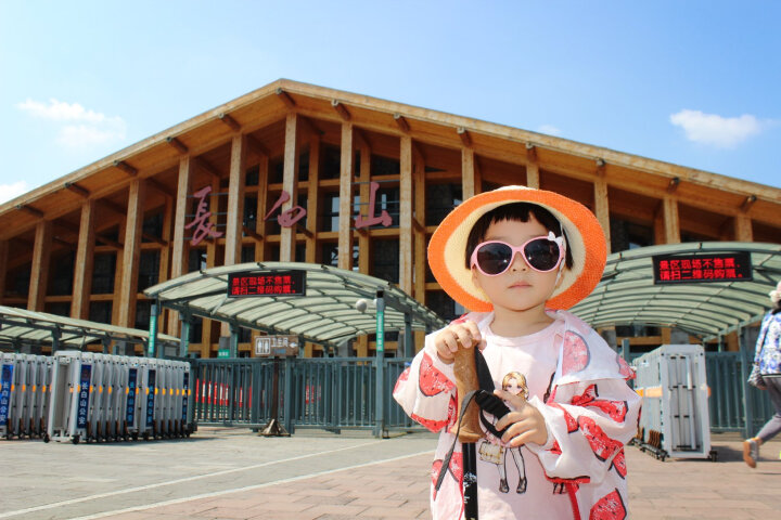 迪士尼(Disney)儿童太阳镜 女童小孩墨镜偏光眼镜 防炫目防紫外线户外太阳镜 玫红色 晒单图