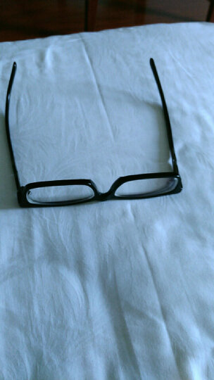 卡沃利(Kavoli)板材眼镜框男女超轻眼睛成品光学配镜全框镜架方框近视眼镜K1093 百搭经典大码黑 不需配镜片(单买眼镜架) 晒单图