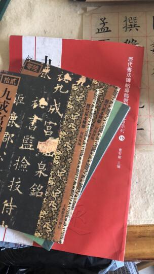 历代拓本精华·九成宫醴泉铭 晒单图