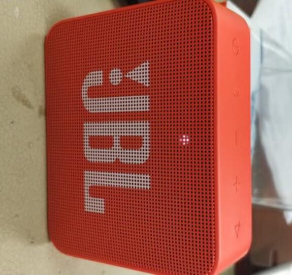 JBL GO 音乐金砖 蓝牙音箱 低音炮 户外便携音响  迷你小音箱 可免提通话 星际蓝 晒单图
