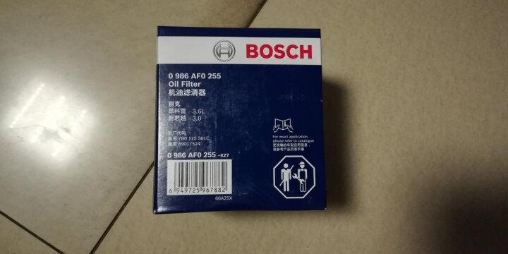 博世(BOSCH)滤清器 保养滤芯 套装 宝骏730 1.5L 品牌搭配 机油滤芯 汽油滤芯 空气滤芯 空调滤清器 四滤套装 晒单图