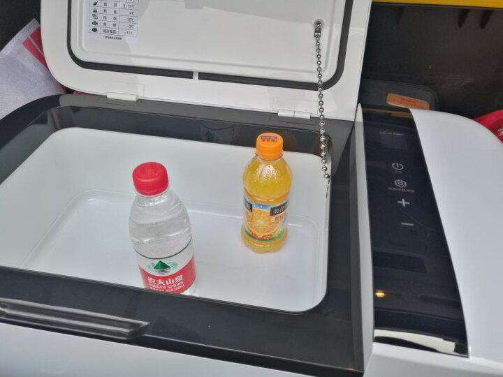 英得尔T12APP豪车标配经典款车载冰箱压缩机制冷小保温车家两用迷你 晒单图