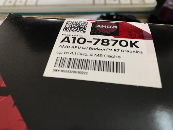 金士顿(Kingston)骇客神条 Savage系列 DDR3 2133 4GB台式机内存(HX321C11SR/4) 晒单图