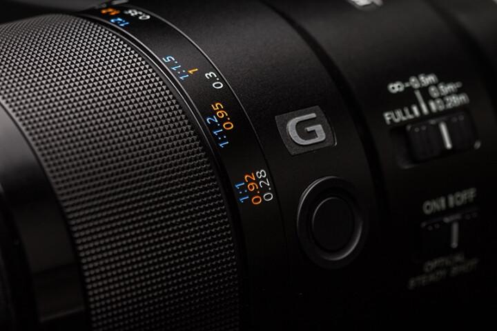 索尼(SONY)FE 90mm F2.8 G OSS 全画幅微单相机微距G镜头 E卡口 (SEL90M28G) 微距特写 人像 视频 晒单图