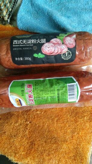 得利斯 无淀粉火腿 300g*2火腿冷冻火腿香肠零食生吃火腿香肠腊肉  烧烤食材 晒单图