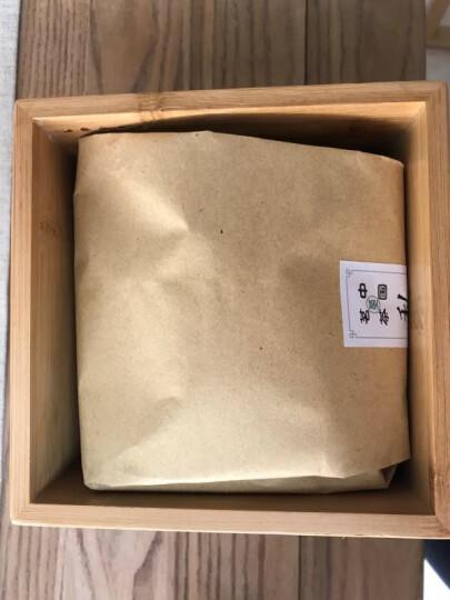 滇羽茶叶 【小班章】1993年布朗山章家三队 古树宫廷散茶 500克 普洱茶熟茶散茶 晒单图