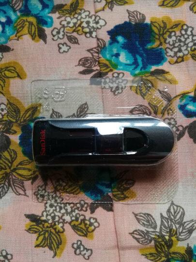 闪迪(SanDisk) 酷捷(CZ51) 64GB U盘 黑红 晒单图