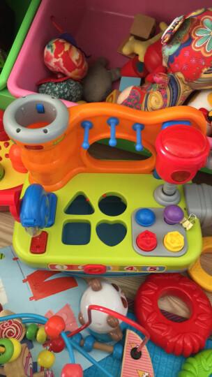 汇乐玩具(HUILE TOYS) 学习桌工具箱玩具婴幼儿过家家玩具女孩男孩玩具 汇乐907小小匠游戏工场 晒单图