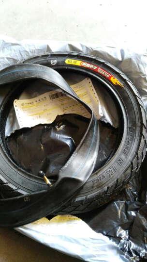 凤燕 电动车轮胎 三元耐力可耐磨骄子 专用轮胎 内外胎16/14*2.125/2 一套前后内外胎 16寸*2.125 晒单图
