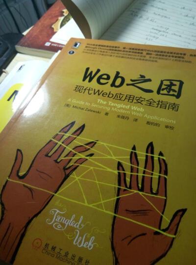 Web之困:现代Web应用安全指南 晒单图