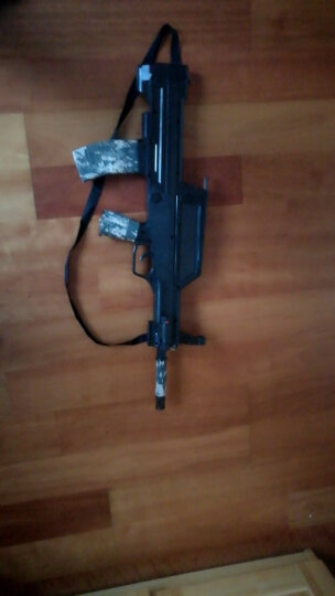 水枪玩具枪 装备周边配件 一卷布基迷彩胶带(图案随机发货) 晒单图