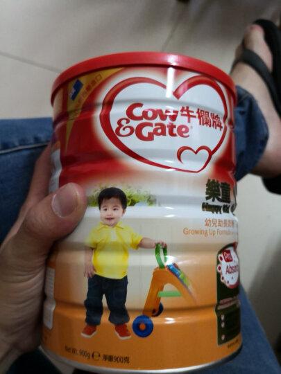 Cow&Gate 港版牛栏婴幼儿配方奶粉1段 900g 0-6个月 晒单图