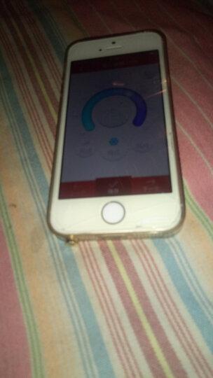 卡姆昂 苹果手机智能遥控器智能空调电视机顶盒红外线发射器适用iphone6/6s/5/5s 金色 晒单图
