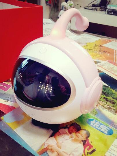 未来小七 儿童早教智能机器人 语音对话亲情群聊人机互动 公主粉(APP版) 晒单图