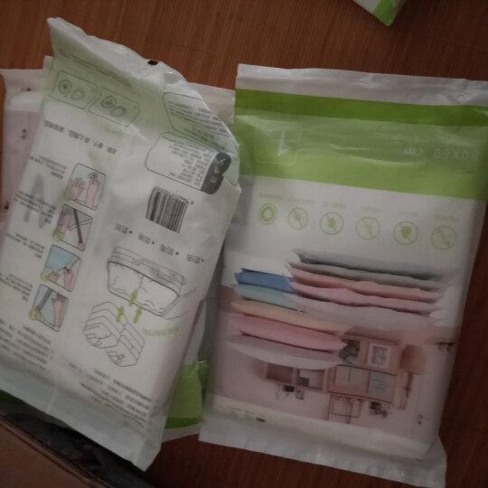 【单品】喔爸真空压缩收纳袋 棉被子衣物整理袋 漏气包换 M 80*60 cm 晒单图