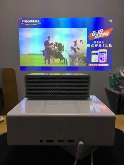 艾洛维(inovel)Me2 投影仪 投影机家用(1080P全高清 左右梯形校正 自动对焦 小米电视系统 分体音箱) 晒单图