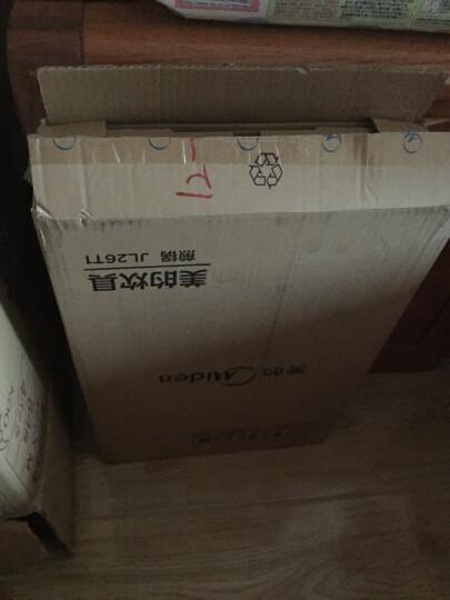 美的(Midea) 复合厚底炒锅匀热不粘平底煎锅 燃磁通用 26CM口径 JL26T1 晒单图
