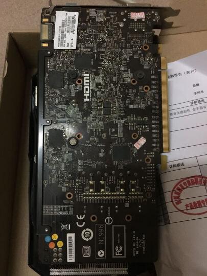 【二手9成新】微星 GTX660显卡 2G GDDR5 192bit 吃鸡游戏独显 晒单图